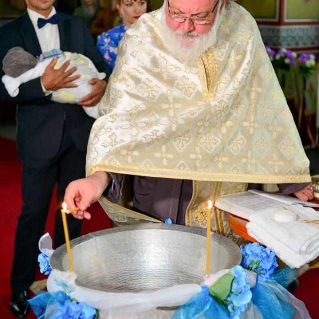 Rezumat botez Matei Ioan