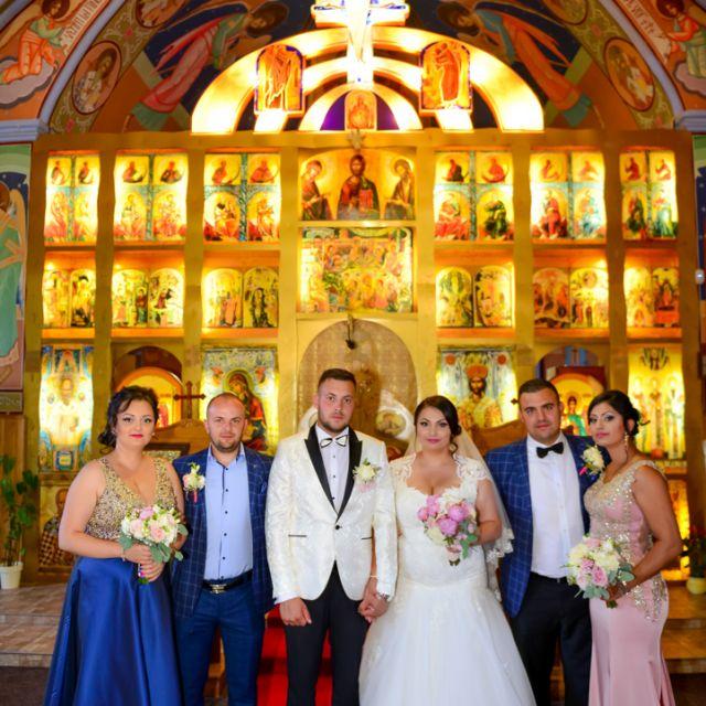 Rezumat nunta Madalina si Ciprian