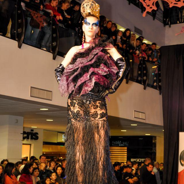 Prezentare de moda Houte Couture by Catalin Botezatu
