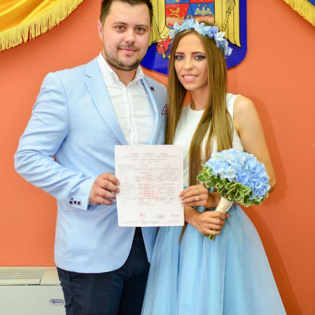 Rezumat nunta Cristina si Lucian