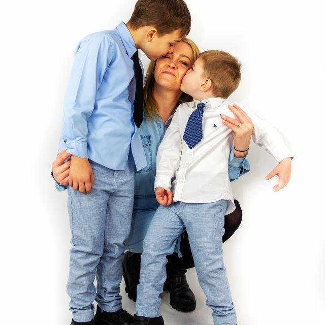 PhotoShooting LIDL – Portret de familie